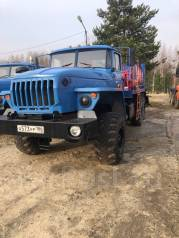 Урал. ЦА320, 6x6