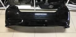 Задний бампер Toyota Sai K10 2013+ черный Оригинал
