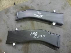 Воздуховод центральной стойки BMW X5 E70. BMW X5, E70 M57D30TU2