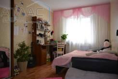 3-комнатная, улица Адмирала Смирнова 16. Снеговая падь, проверенное агентство, 68,3кв.м. Интерьер