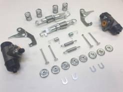 Комплект монтажный тормозных колодок Toyota