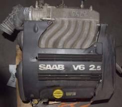 Двигатель B258L SAAB