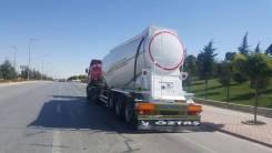 Oztas Trailer. Цементовоз Oztas Trаiler объем 34м3, 41 000кг.