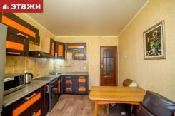 2-комнатная, улица Ватутина 4. 64, 71 микрорайоны, проверенное агентство, 60,0кв.м.