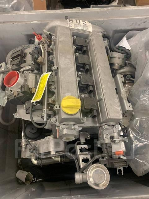 B207R двс мотор Кадиллак 2.0 с навесным новый