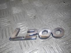 Эмблема на крышку багажника MITSUBISHI L200