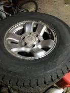 """Продам комплект колёс. 7.0x16"""" 6x139.70 ET15"""
