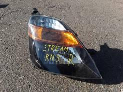Фара правая Honda Stream RN3, K20A, 2000г.
