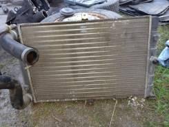 Радиатор охлаждения двигателя. Лада 21099, 21099