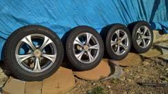 Отличные колеса на Японской всесезонной резине 185/65R14