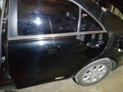 Дверь задняя левая черная цвет 202 Toyota Camry ACV40 2006-2011