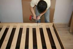 Сборка и ремонт кровати