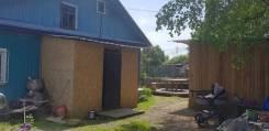 Продам дом в 5 минутах езды на машине от Дальэнергомаша в Хабаровске. Улица Тихая 45, р-н Железнодорожный, площадь дома 63,0кв.м., водопровод, скваж...
