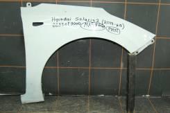 Крыло переднее правое для Hyundai Solaris 2