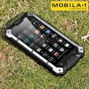 Conquest S8 Pro. Новый, 32 Гб, Черный, 3G, 4G LTE, Dual-SIM, Защищенный. Под заказ
