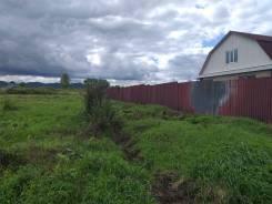 Земельный участок в с. Таежка. 1 500кв.м., собственность