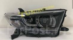 LED Фары Toyota Highlander (XU40) 2010-2013