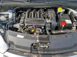Двигатель EB2 Peugeot/ Citroen 1.2 бензин