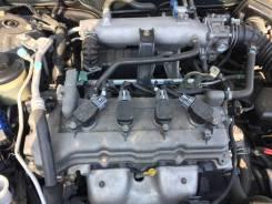 Двигатель в сборе. Nissan Almera Classic, B10 QG16DE