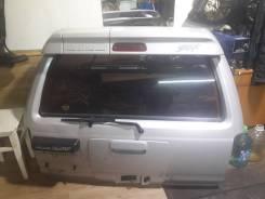 Дверь багажника. Toyota Hilux Surf, KZN185, KZN185G, KZN185W 1KZTE