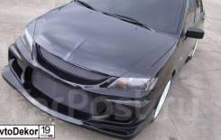 Передний бампер ings Mitsubishi Lancer 9