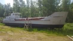 Кижи. 1985 год, длина 24,00м., двигатель стационарный, дизель