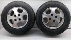 Колеса на Mitsubishi