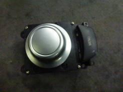 Кнопка управления магнитолой. BMW X6, E71 BMW X5, E70 M57D30TU2, N55B30, N57D30OL, N57D30TOP, N57S, N63B44