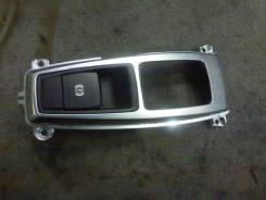 Кнопка ручника. BMW X6, E71, E72 BMW X5, E70 M57D30TU2, N55B30, N57D30OL, N57D30TOP, N57S, N63B44