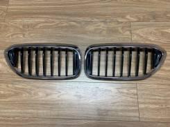 Решетка радиатора. BMW 5-Series, G30, G31, G38 B47D20, B48B20, B57D30, B58B30, N63B44