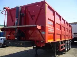 Bodex. Самосвальный полуприцеп bodex KIS-3WS1 35 м3, 28 000кг.