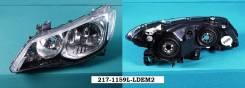 ФАРА Honda Civic FD# `05-11 левая чёрная 217-1159L-LDEM2 DEPO