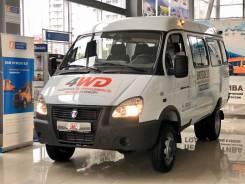 ГАЗ 32217. Продажа нового автобуса ГАЗ-32217 4*4 от Официального Дилера, 9 мест