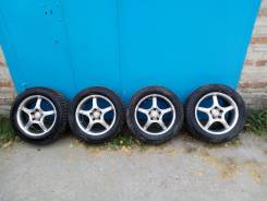 "Продам зимние колёса на литье на R16!. x16"" 5x114.30 ЦО 67,1мм."