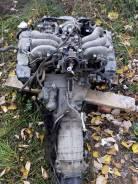 Двигатель в сборе. Subaru Legacy Lancaster, BHE Subaru Legacy, BHE EZ30