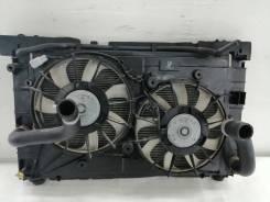 Радиатор охлаждения двигателя. Toyota Prius, ZVW30, ZVW30L