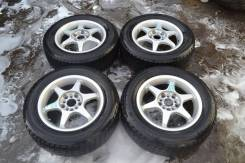 Колеса на зиме 195/65R15 Bridgestone Blizzak Revo1 [Cartune] 9113