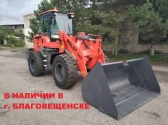 Molot 300T. Фронтальный колесный погрузчик Rongwei , 3 000кг., Дизельный, 1,70куб. м. Под заказ