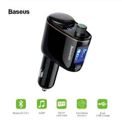 Автомобильный FM - модулятор Baseus Locomotive Bluetooth. Под заказ