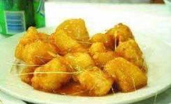 Блюда из ананасов.