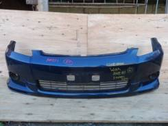 Бампер передний Toyota Wish ZNE10 2003-2005 г 1 модель