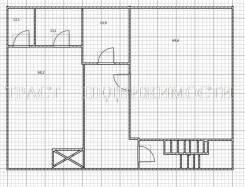 Продам по ул. Лазо д.9 подвал площадью 193.0 кв. м. Улица Лазо 9, р-н Центр, 193,0кв.м. План помещения