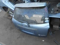 Дверь задняя 8S7, Toyota Corolla Fielder 2008, NZE144, 1NZ-FE, #E14#