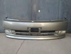 Бампер передний Toyota Granvia 2001 2mod