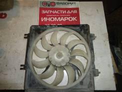 Вентилятор радиатора кондиционера с дифузором [73310FJ020] для Subaru Outback IV
