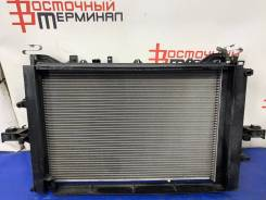 Радиатор охлаждения двигателя VOLVO S60, V70 [11279283899]