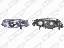 Фара Honda Odyssey 99-03 левая хром ST-217-1142L SAT