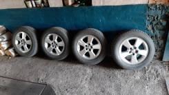 """Колеса 195 65 15 100x5. x5"""" ЦО 60,2мм."""