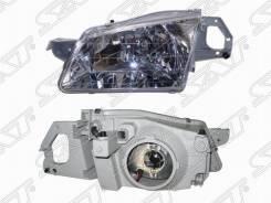 Фара Mazda Familia / 323 98-02 левая ST-216-1139L SAT