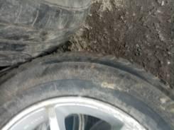 Диск литой с шинами